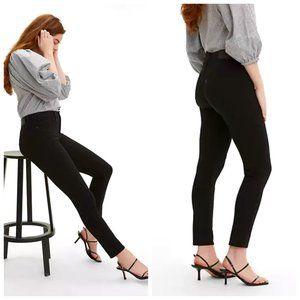 LEVI'S 311 Black Shaping Skinny Jeans